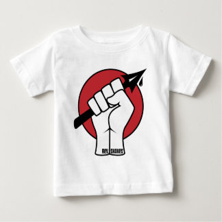 Shakes Spear Fist Logo Rev. ベビーTシャツ