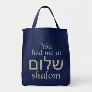 Shalomのバッグで私がありました トートバッグ