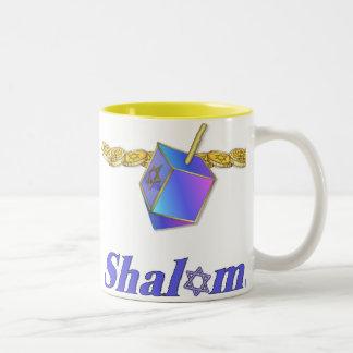 Shalomのマグ ツートーンマグカップ