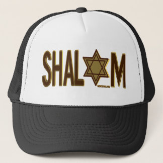 Shalomの帽子 キャップ