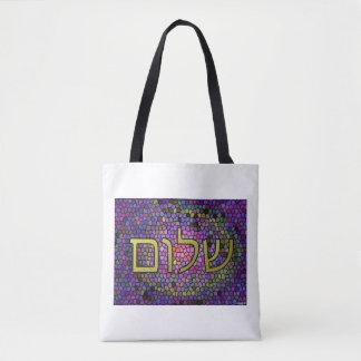 Shalomの平和 トートバッグ