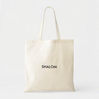 SHALOM袋 トートバッグ
