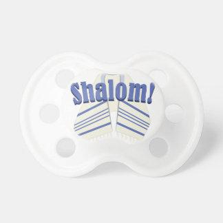 Shalom! おしゃぶり
