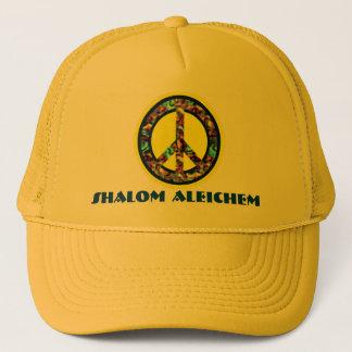 Shalom Aleichemの帽子 キャップ