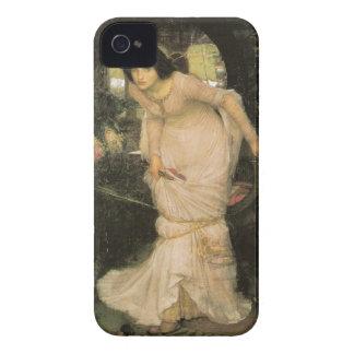 Shalottの女性-ジョン・ウィリアム・ウォーターハウス Case-Mate iPhone 4 ケース