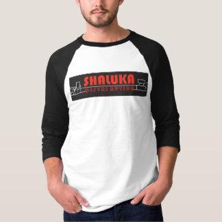 """Shaluka """"ニューヨークシティ""""のRaglan Tシャツ"""