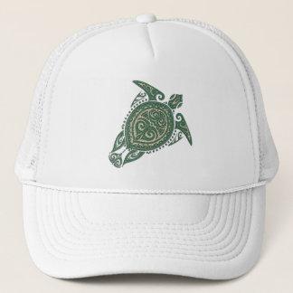 Shamanicのウミガメの記号 + あなたのアイディア キャップ