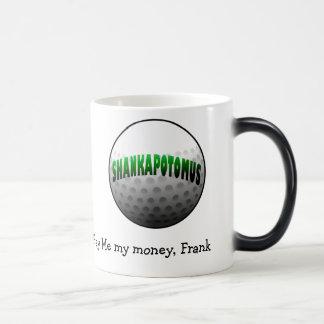SHANKAPOTOMUSのコーヒーのマグのフランク モーフィングマグカップ