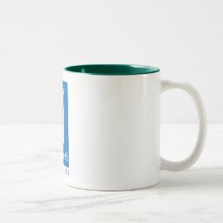 Shantiのマグ ツートーンマグカップ