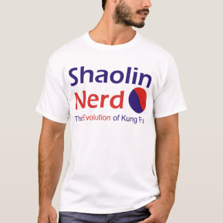 Shaolinのおたく Tシャツ