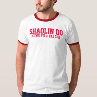 Shaolinのシンプルの信号器 Tシャツ