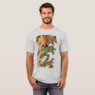Shaolinの型枠 Tシャツ