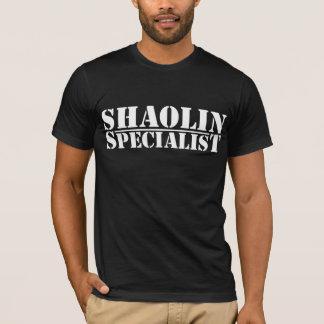 Shaolinの専門家のTシャツ Tシャツ