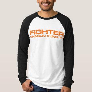 Shaolinの戦闘機のRaglanのTシャツ Tシャツ