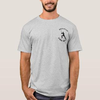 Shaolinの消防署 Tシャツ