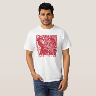 Shaolinの苦闘 Tシャツ