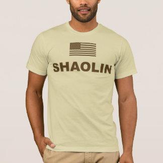 Shaolin米国のTシャツ Tシャツ