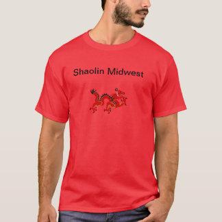 Shaolin米国中西部 Tシャツ