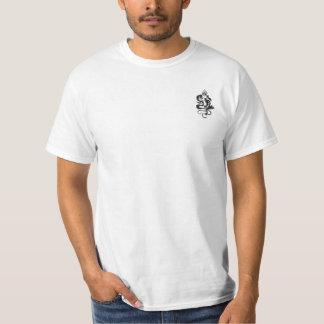 Shaolin (Dragon___Tiger) Tシャツ