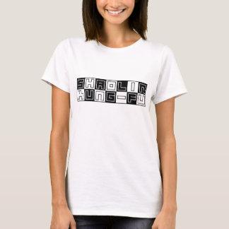 Shaolin Kung-fuのTシャツ Tシャツ