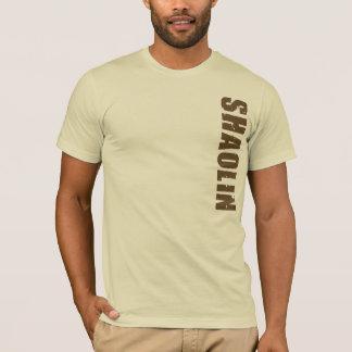 Shaolin Kung FuのTシャツ Tシャツ