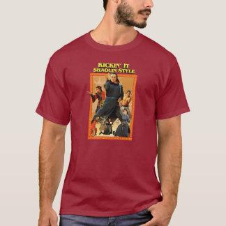 Shaolin Kung Fu Tシャツ