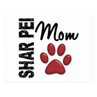 Shar Peiのお母さん2 ポストカード