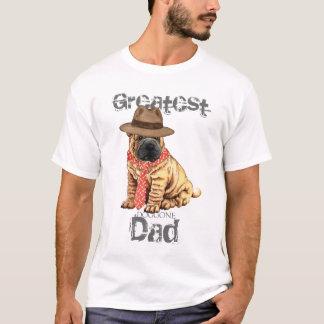 Shar-Peiのパパ Tシャツ