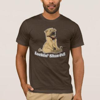 Shar Peiを見ること Tシャツ