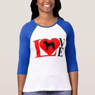 SHAR PEI愛 Tシャツ