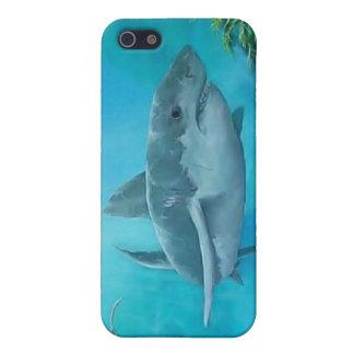 Sharkey氏 iPhone SE/5/5sケース