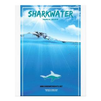 Sharkwaterのフライヤ2 チラシ