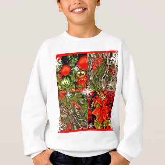 Sharles著クリスマスDIY箱 スウェットシャツ