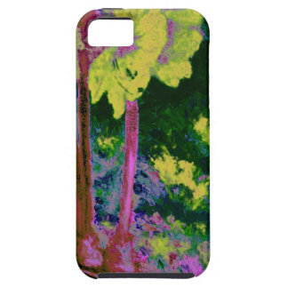 Sharles著黄色いアマリリスのTapistryの芸術のギフト iPhone SE/5/5s ケース