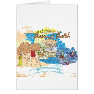 Sharm el Seikh カード