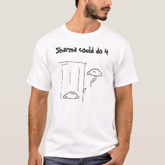 Sharmaはそれをすることができます Tシャツ