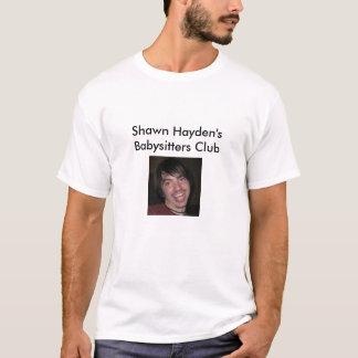 shawnbaby、ショーンHaydenのベビーシッタークラブ Tシャツ