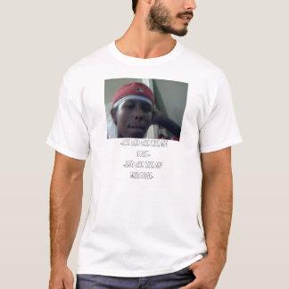 ~SHEのSED彼女は私のATAZ~を好みます Tシャツ