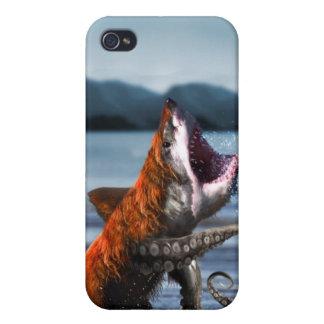 Shearktopus iPhone 4 ケース