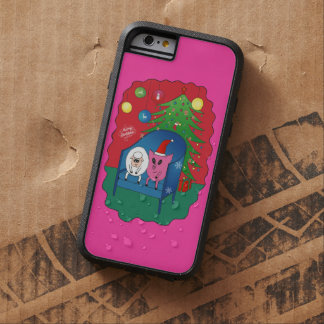 Sheepyと豚のよう! Tough Xtreme iPhone 6 ケース