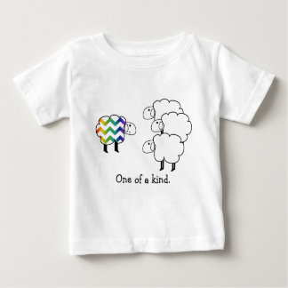 Sheepyの親切なTシャツの1つ ベビーTシャツ