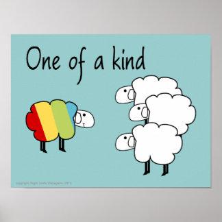 Sheepy親切なポスターの1つ ポスター