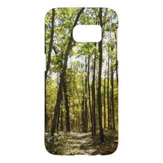 Shenandoahの10月のアパラチア山脈の道 Samsung Galaxy S7 ケース