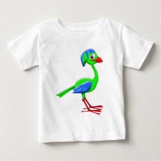Sherbertの鳥 ベビーTシャツ