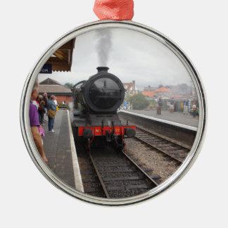 Sheringhamの蒸気機関 メタルオーナメント