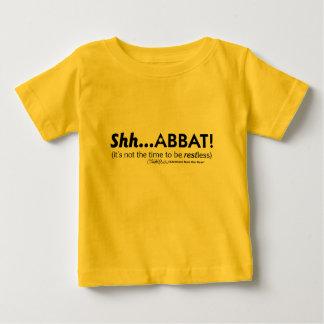 Shh… abbat! ベビーTシャツ