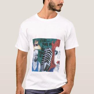 Shhh… Micの詩人 Tシャツ