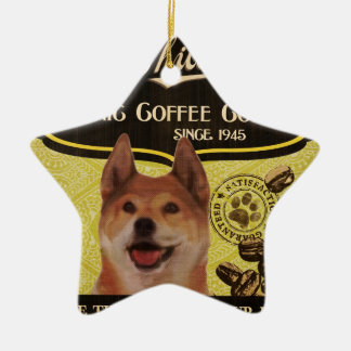Shibaのブランド- Organic Coffee Company セラミックオーナメント