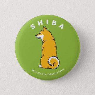 Shibaの円形ボタン 缶バッジ