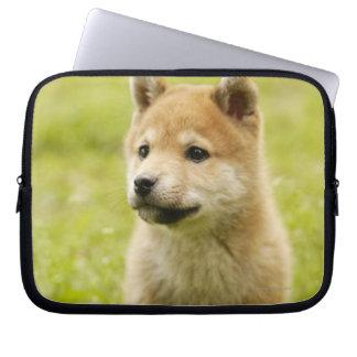Shibaケンの子犬 ラップトップスリーブ